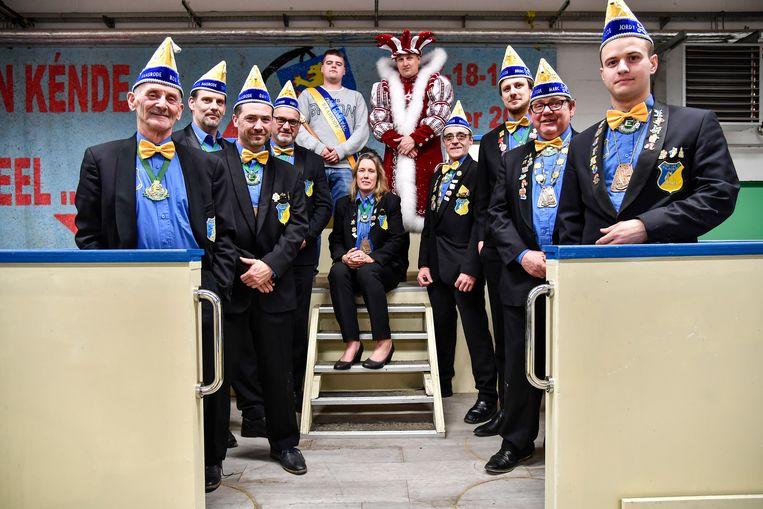 De Orde van de Palingboer wacht een zwaar carnavalsweekend.