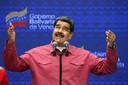 Venezuela's president Nicolás Maduro.
