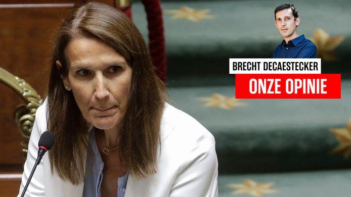 Nog 4 keer slapen en dan zal premier ad interim Sophie Wilmès (MR) de natie toespreken.