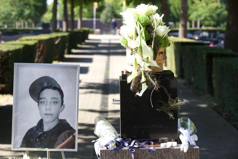 Jordi stierf vorige zomer in een tentje op de Gentse Blaarmeersen. Beeld belga
