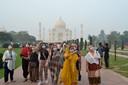 India, het land waar Alice en Menko hun hart aan hebben verpand.