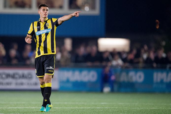 Vitesse-speler Matt Miazga.