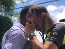 Vader fietst 2.250 kilometer om hart van overleden dochter te horen kloppen