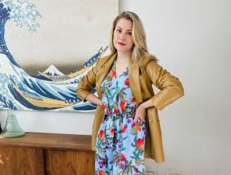 """Ontwerpster Marylène over het recept achter haar kleurrijke kledingstijl. """"Sommigen vinden mijn oufits net over het randje"""""""