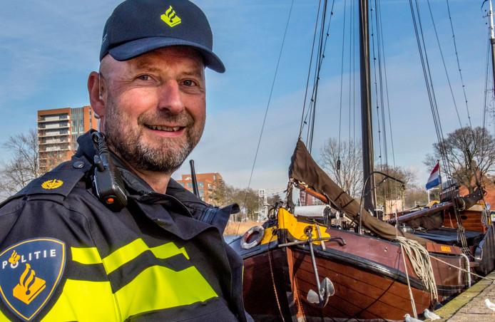 Wijkagent Erwin van Erve