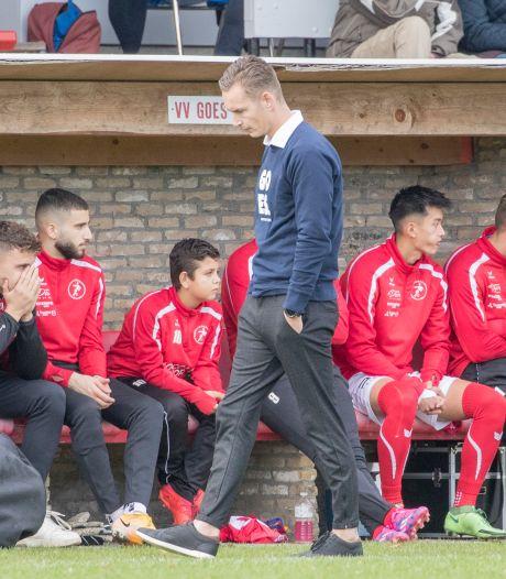Trainer van Goes: 'We moeten allemaal in de spiegel kijken'