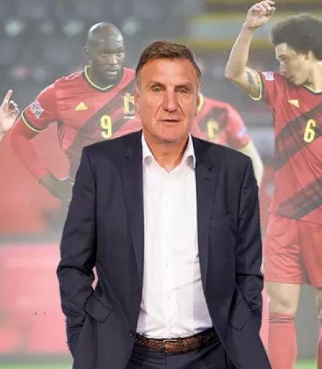 """Jan Ceulemans, notre consultant, après la victoire des Diables contre le Danemark: """"La classe de De Bruyne a fait la différence"""""""