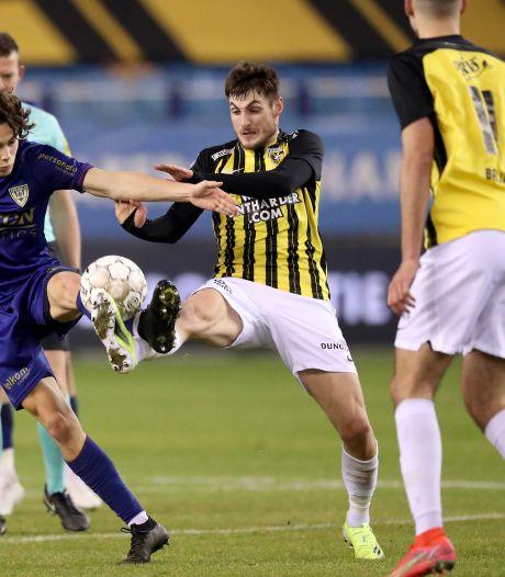 Matus Bero is met zijn diepgang een wapen van Vitesse
