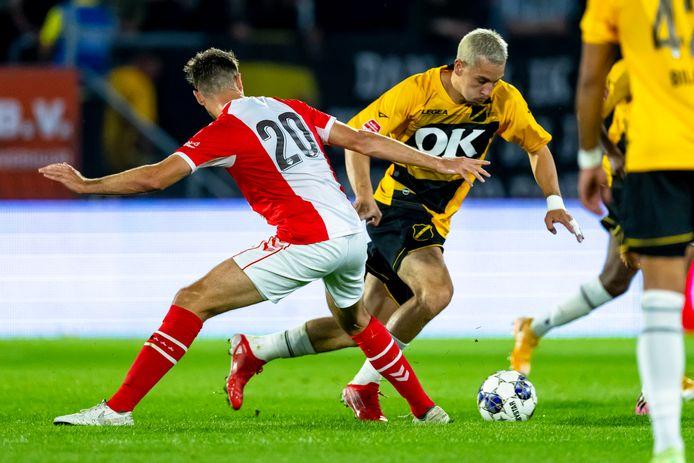 Thom Haye is wederom de uitblinker in duel met FC Emmen.