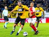 Ralf Seuntjens: 'Je ziet dat wij de tegenstander de wil kunnen opleggen'