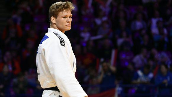 Casse moest zich gewonnen geven tegen Ivaylo Ivanov, de Bulgaarse nummer 2 van de wereld