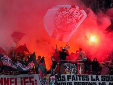 Une amende de 4.000 euros sanctionne le Standard pour le comportement de ses supporters