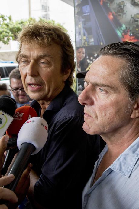 Bolt en Follender terug in Nederland en vanavond op tv