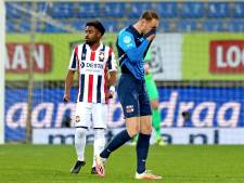 Samenvatting | Willem II gaat ondanks numerieke meerderheid onderuit tegen AZ