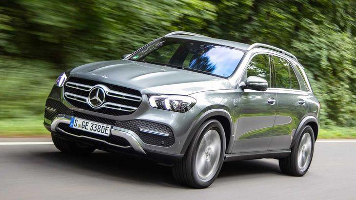 Mercedes GLE.