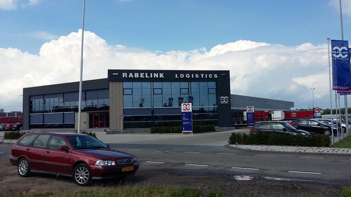 Rabelink Logistics is een van de bedrijven die al op A18 Bedrijvenpark gevestigd zijn. Foto DG