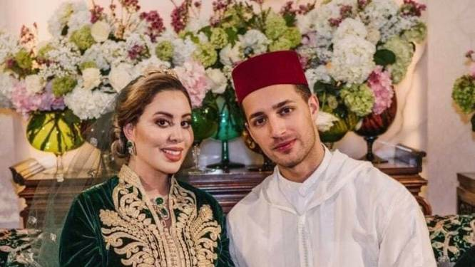 Huwelijksfeest op Valentijn voor nichtje Marokkaanse koning