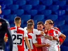 Feyenoord rolt CSKA binnen tien minuten op en doet goede zaken in EL