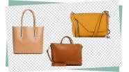 Keep it simple: 3 x strakke tassen die bij elke outfit passen