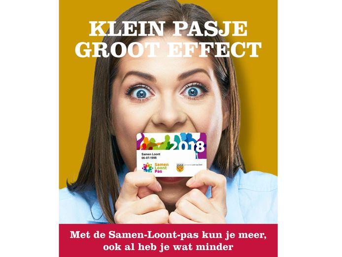 Flyer van de publiekscampagne.