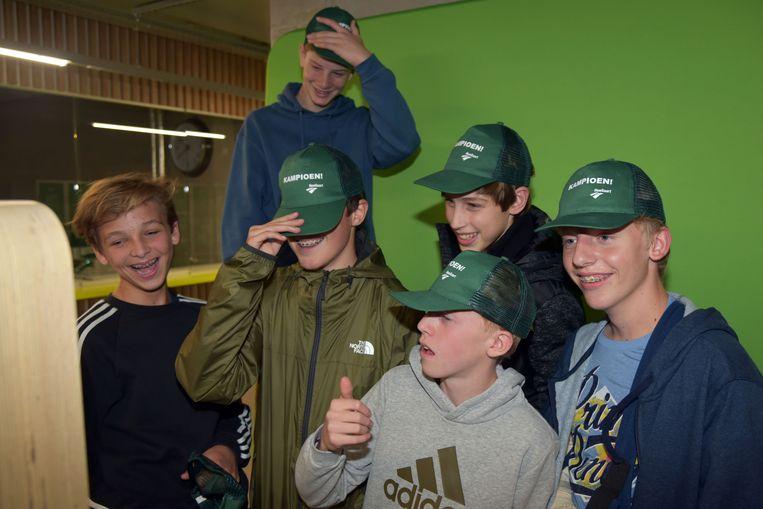 Het jeugdcentrum Koldam werd officieel geopend.