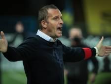 Waasland-Beveren se sépare de son entraîneur Nicky Hayen