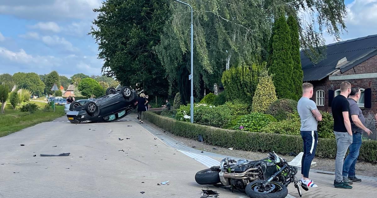 Opnieuw ernstig ongeval op beruchte kruising in Biezenmortel.