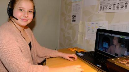 """Zieke Daminka volgt school dankzij Bednet: """"Zonder zou ik mijn jaar moeten overdoen"""""""