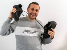 Said El Hassnaoui is dol op wandelen: 'Jammer dat dat nu niet kan, omdat ik een haartransplantatie heb ondergaan'