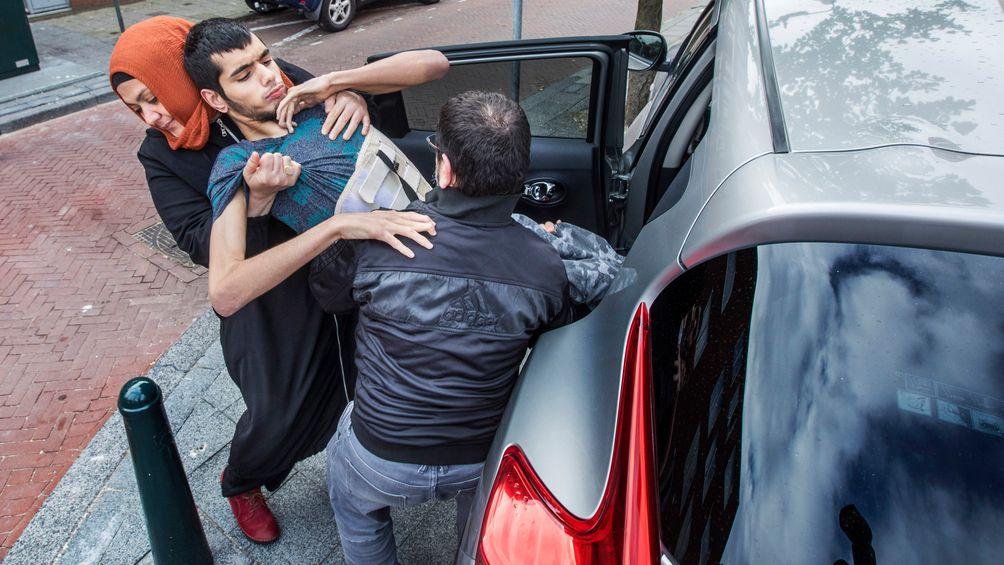 Woede over handelwijze gemeente in zaak zwaargehandicapte Abdullah: 'Ronduit asociaal'