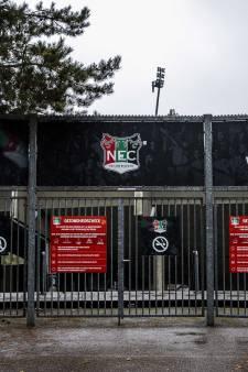 NEC wil thuiswedstrijden tóch in De Goffert spelen, zonder publiek: 'De club staat er niet goed op bij meerdere gemeenten'