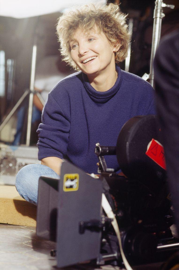 De Franse regisseur, producer en actrice Diane Kurys. Beeld Getty