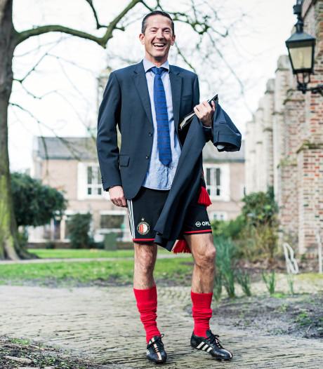 Tekenwedstrijd De Linge: Winnaars mogen met wethouder naar Feyenoord