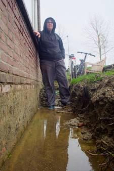 Oorzaak wateroverlast Sluiskil eind oktober bekend