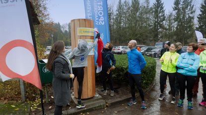 Loopomloop Sint-Huibrechts-Lille geopend