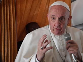 """Paus Franciscus: """"Abortus is moord"""""""