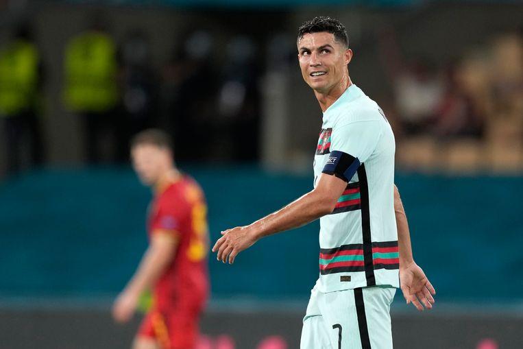 Cristiano Ronaldo Beeld EPA