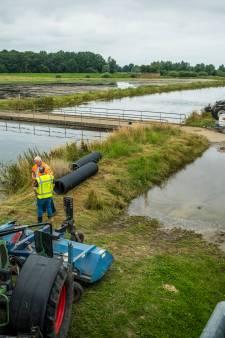 'Boeren en bedrijven in waterschap blokkeren aanpak wateroverlast en droogte'