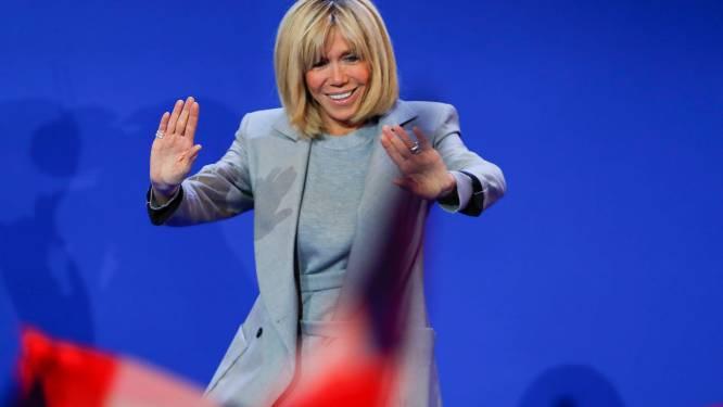 Brigitte Macron, kersverse Première Dame en 24 jaar ouder dan de president