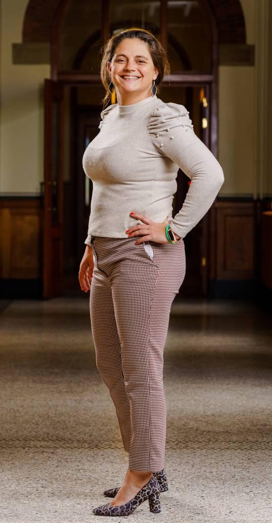Wethouder Barbara Kathmann.