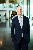 Rogier Aalders, econoom Rabobank