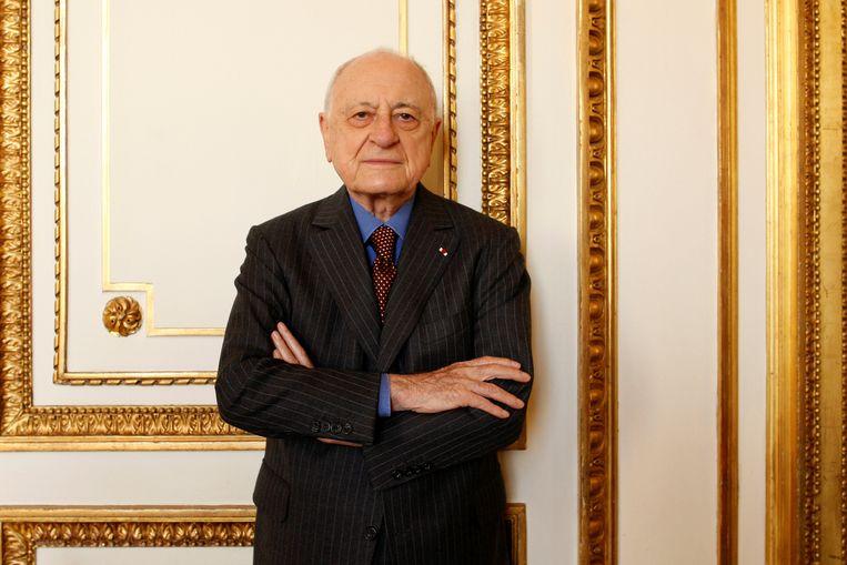 Pierre Bergé in 2009. Beeld Reuters