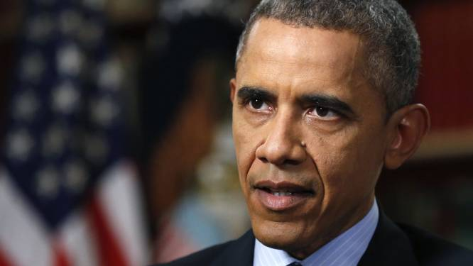 "Obama: ""Iran moet kernplannen 10 jaar stilleggen"""