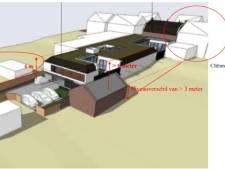 Buren blijven gekant tegen zorghotel in Oisterwijk: 'Blokkendoos van 6 meter hoog'