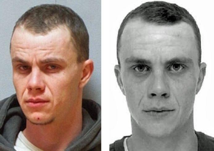 De vermiste Jordan Dewilde (31).