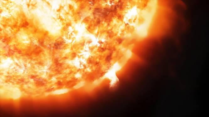Comment le Soleil pourrait provoquer l'apocalypse sur Internet