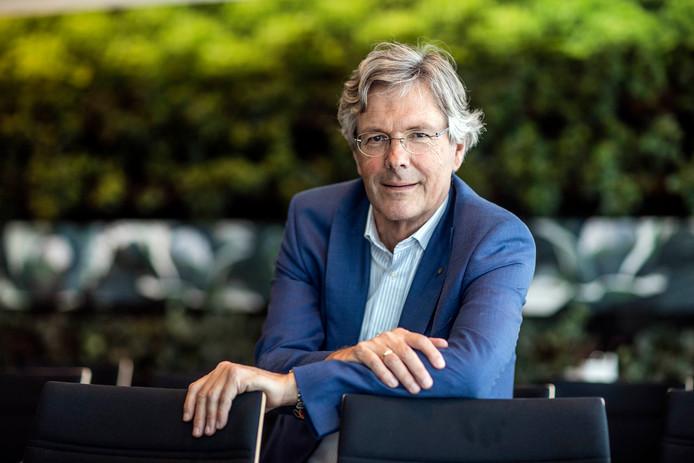 Jan Omvlee was jarenlang exportdirecteur bij Rijk Zwaan in De Lier.