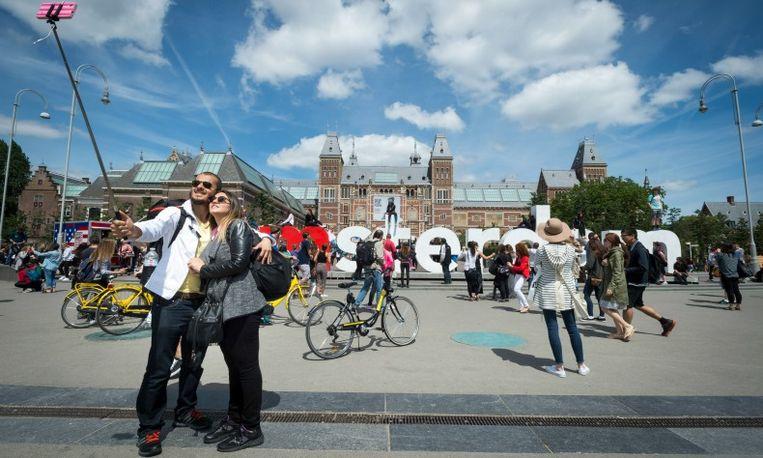 Zomer trekt 3,2 miljoen toeristen naar Nederland