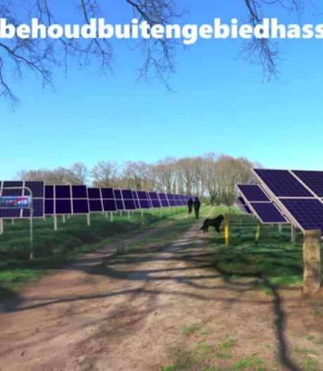 Verzet in Hasseler Es en Deurningen tegen komst zonnepark: 'Uitloopgebied voor de wijk'