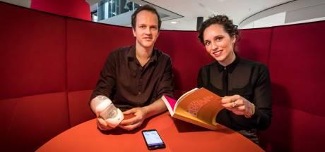 Babyfles Avent eerste data-boreling van TU/e-promovendi